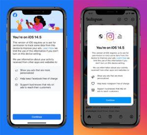 App tracking updates 2